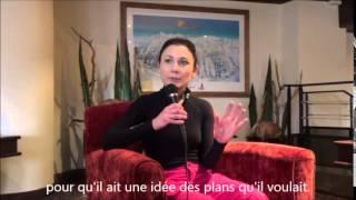 INTERVIEW CHIARA D'ANNA POUR