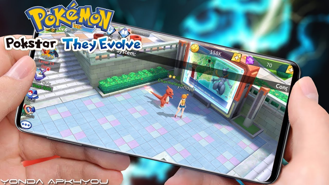 Pokestar They Evolve Game Download