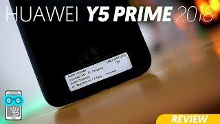 Review Huawei Y5 Prime 2018, Ehemmm...