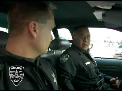 Field Training New Officer Program With The Boise Police Department
