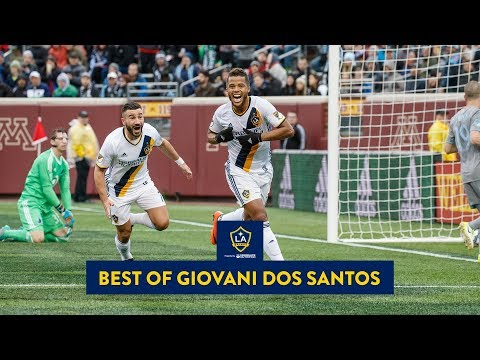 Watch the best of Giovani dos Santos in 2017