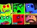 - Roblox - All 12 Endings - Field Trip Z!