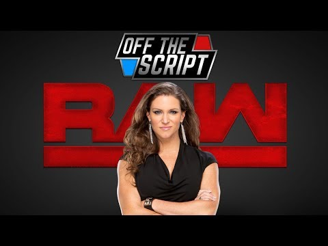 TOP AUTHORITY FIGURE To Return If Raw Ratings Continue To Decline? - Off The Script #189 Part 2