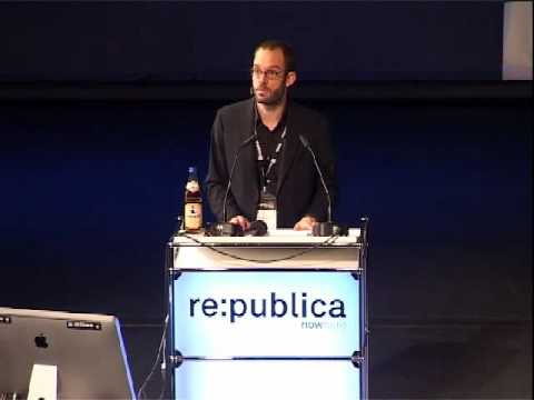 re:publica 2010 - Daniel Schmitt - Wikileaks on YouTube