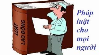 Luật Lao động - Chương 1- Khái quát chung về luật lao động