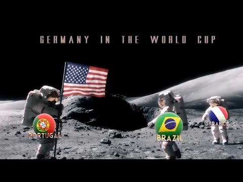 Germany in world cup parody