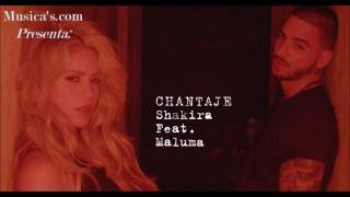 Shakira ft Maluma-chantaje [Letra y Descarga]