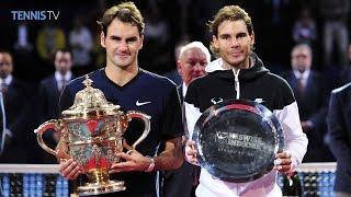 2015 Swiss Indoors Basel Final - Roger Federer v Rafael Nadal Highlights