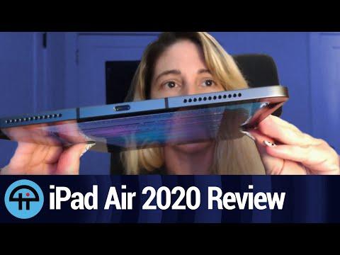 2020 iPad Air Review