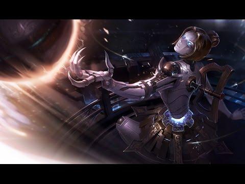 Robotic ballerina of doom