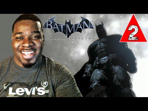 Batman Arkham Origins Gameplay Walkthrough Part 2 - Bad Santa - Lets Play Batman Arkham Origins