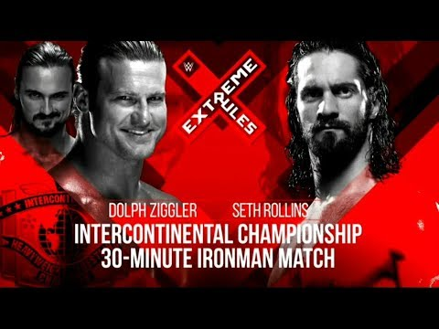 WWE Extreme Rules 2018 Official and Full Match Card