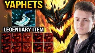 YaphetS Boss Miracle- SF Blink dagger Build  7.07 [1 Bonus OD Game] Dota 2