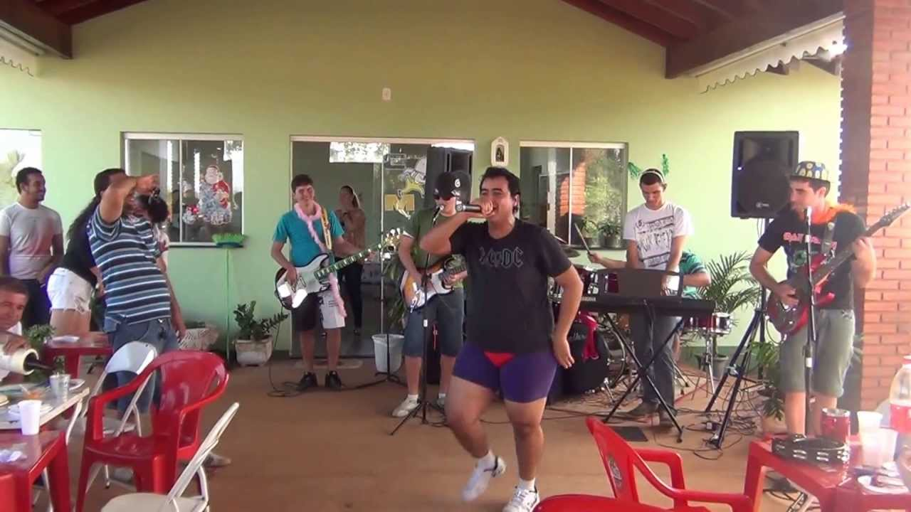 Banda Apollo - Robocop Gay (cover mamonas assassinas)