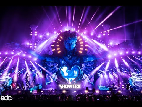 Showtek live at Electric Daisy Carnival Las Vegas 2017