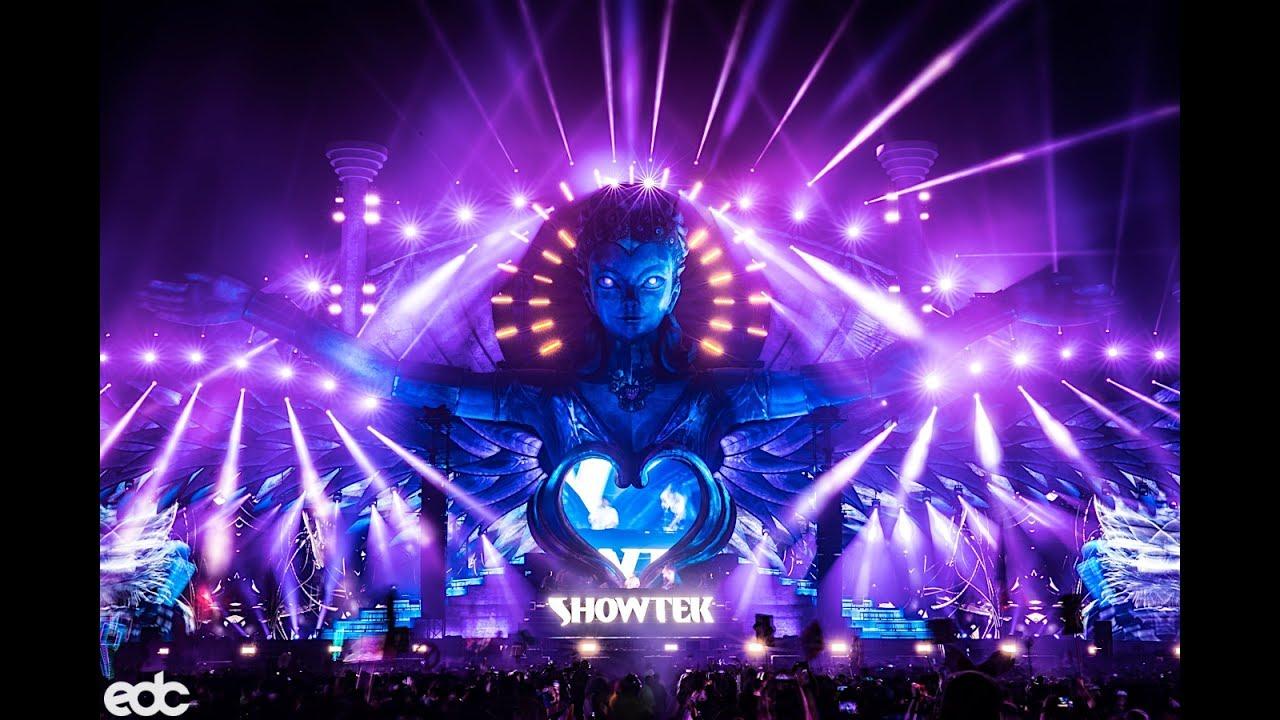 Download Showtek live at Electric Daisy Carnival Las Vegas 2017