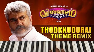 Viswasam Bgm  Remix Cover Orchestrated By Raj Bharath