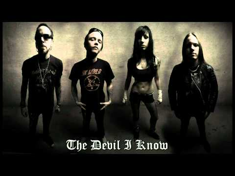 Клип Sister Sin - The Devil I Know