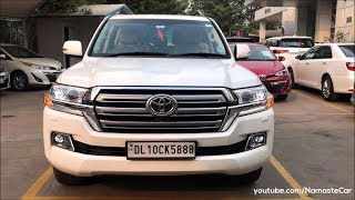 Toyota Land Cruiser VX V8 J200 2018 | Real-life review