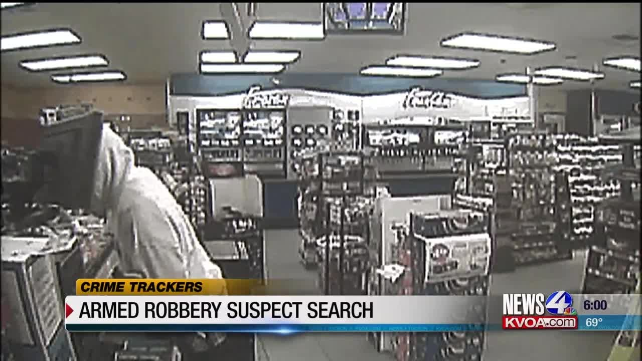 Crime Trackers: PCSD looking to identify man who robbed Circle K