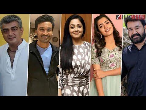 தாதா சாகேப் விருது பெற்ற தமிழ் நட்சத்திரங்கள் l FLIXWOOD