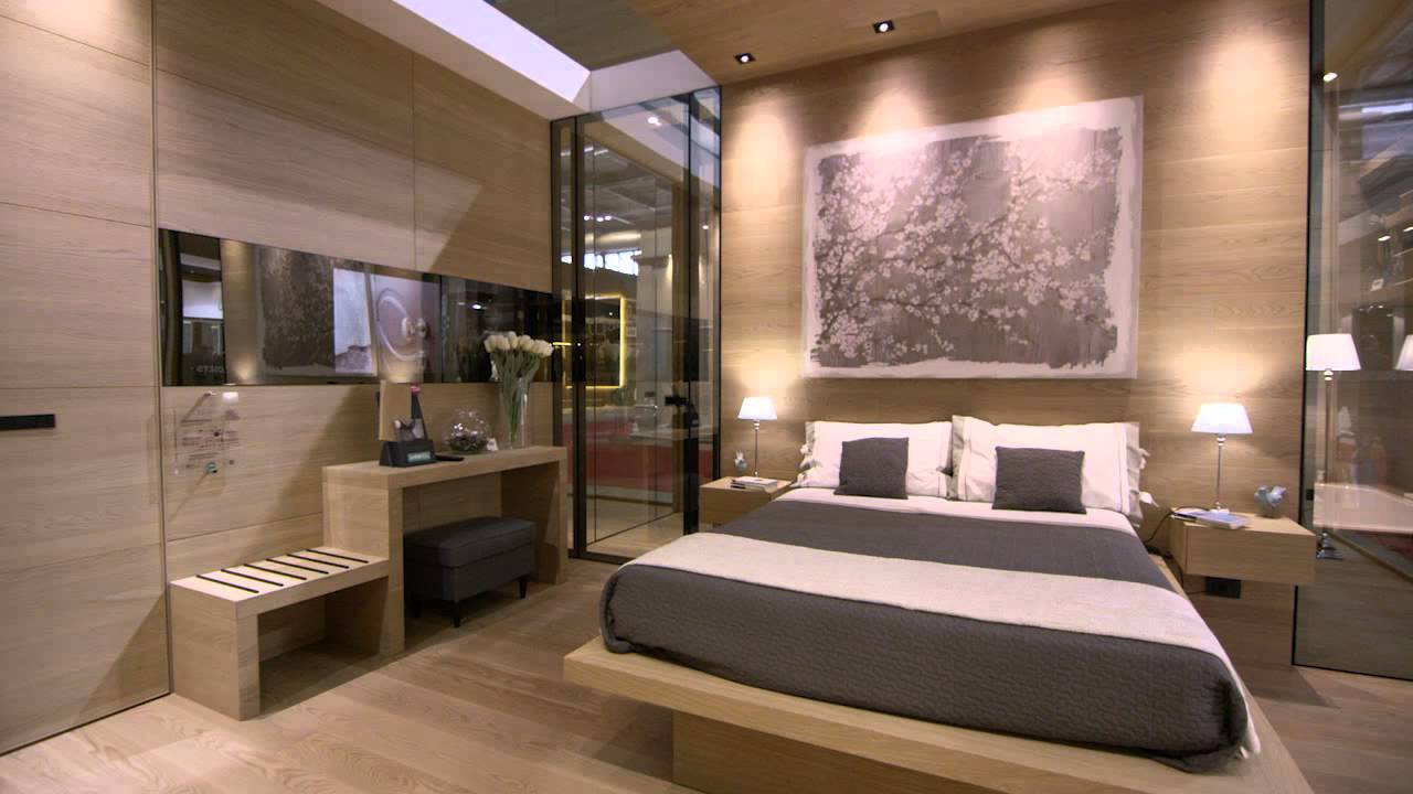 Garofoli made 2015 camera bagno cabina youtube - Progetto camera da letto con cabina armadio ...