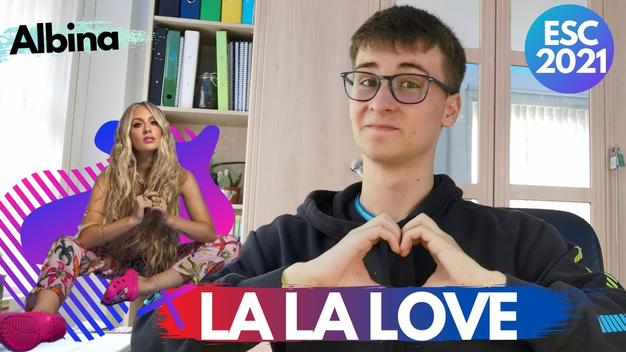 Albina - La La Love 🧡 Reaction