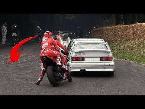 Ducati MotoGP 2-Seater FAIL!