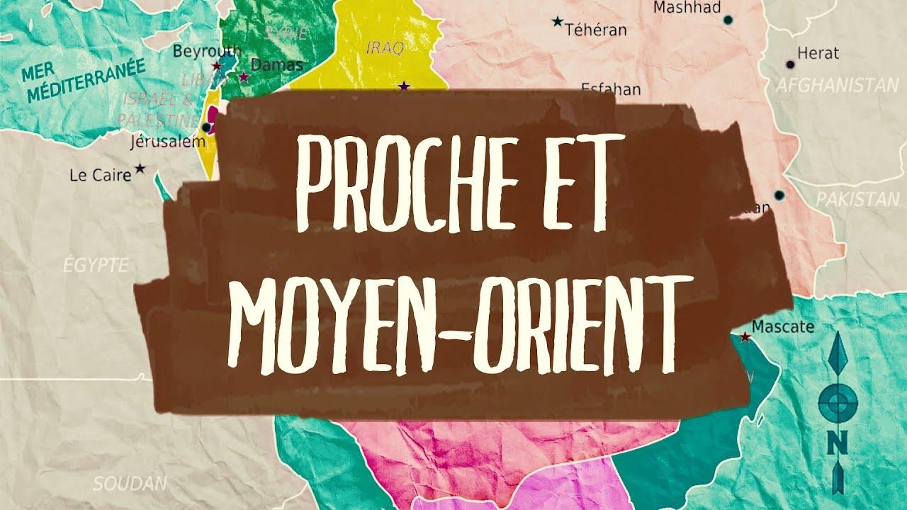 Download Le Proche et le Moyen-Orient - Histoire - Terminale