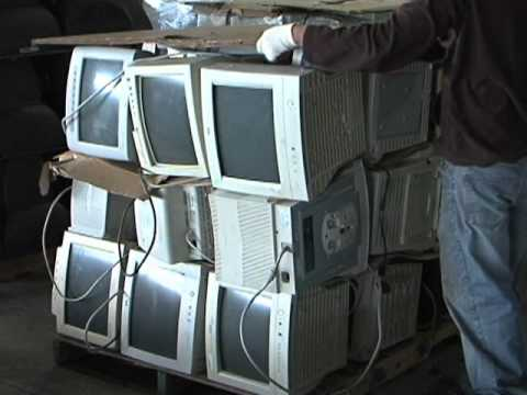 US Communities Adopt Electronic Waste Laws, Recycling Programs