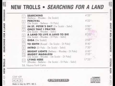 New Trolls - Bright lights