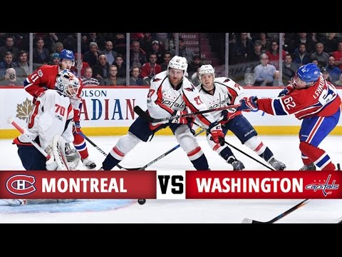 Match #21 - Capitals vs Canadiens - Lundi 19 novembre Hqdefault
