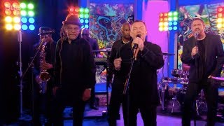 UB40 (ft. Ali, Astro & Mickey) performing live on The One Show She ...