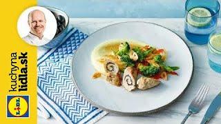 Závitky z teľacieho stehna s restovanou zeleninou 🥦 | Roman Paulus | Kuchyňa Lidla