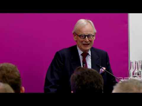 The Big Plastics Debate - The Rt Hon John Gummer Lord Deben - Day 1