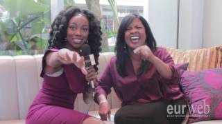 CeCe Winans - 2017 Interview! Let Them Fall in Love!