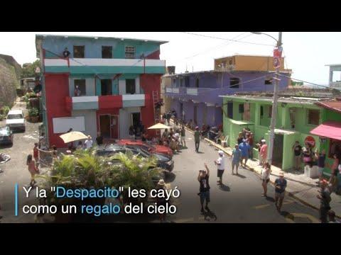"""Turistas llegan a La Perla de Puerto Rico a ritmo de """"Despacito"""""""
