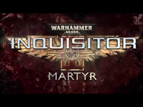 Warhammer 40 000 inquisitor martyr обзор видео