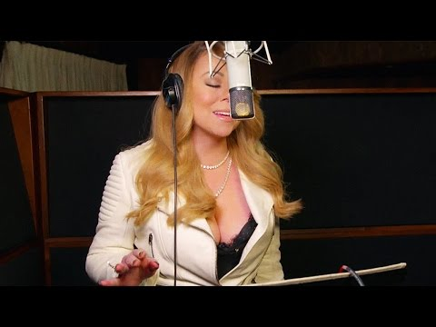 Mariah Carey - Recording In The Studio! (1991-2017)