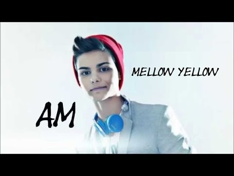 Abraham Mateo - Mellow Yellow (Lyrics)