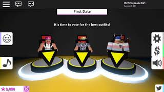 Playing ROBLOX (First Video)