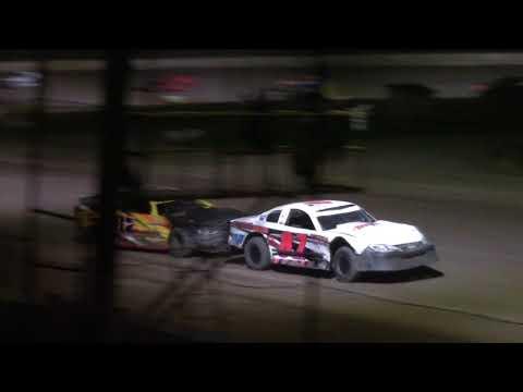 Ransomville Speedway Street Stock Feature Highlights 8-31-18