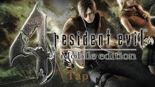 Tutorial De Como Baixar E Instalar Resident Evil 4 Para ANDROID '