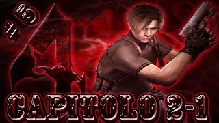 GAMEPLAY - Resident Evil 4 HD Esperto - Capitolo 2-1 - Part 5 - ITA - L
