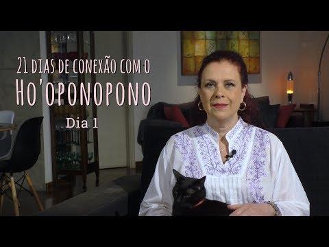 [ 2018 – 21 dias de conexão com o Ho'oponopono ] Dia 1