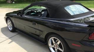 1994 FORD MUSTANG CONVERTIBLE FOR SALE