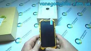 Обзор смартфона Land Rover A9 MT6582 защищенный телефон
