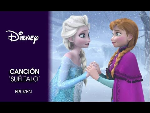Frozen, el reino del hielo | Canción: 'Suéltalo' | Disney Oficial