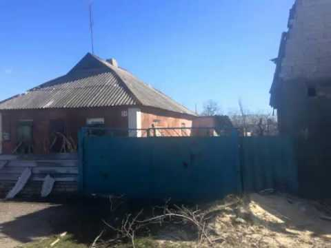 Как выгляди сегодня Куйбышевский район Донецка Новости Донецка