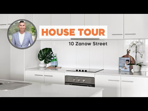 HOUSE TOUR   10 Zanow Street, North Booval   CHRIS GILMOUR